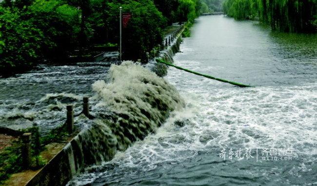 济南这场雨为13年来同期最大降雨!多地达大暴雨级别