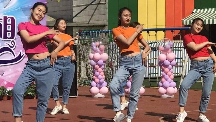 天桥区幼教中心实验幼儿园老师舞蹈表演~Good time!