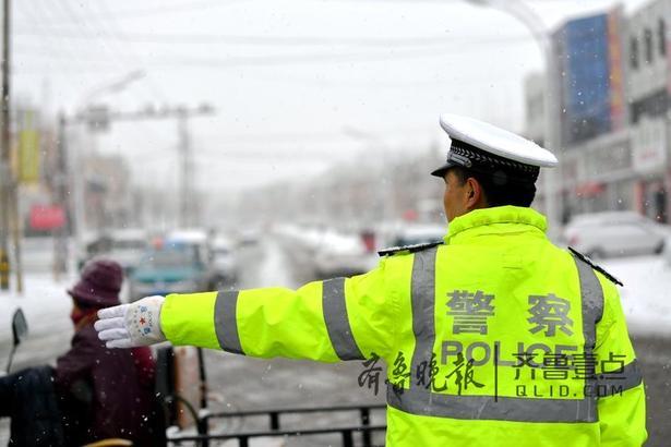 齐鲁晚报·齐鲁壹点通讯员 张雷 赵月雷 记者 秦政 摄