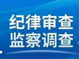刚刚!高青县一居委会主任接受纪律审查和监察调查