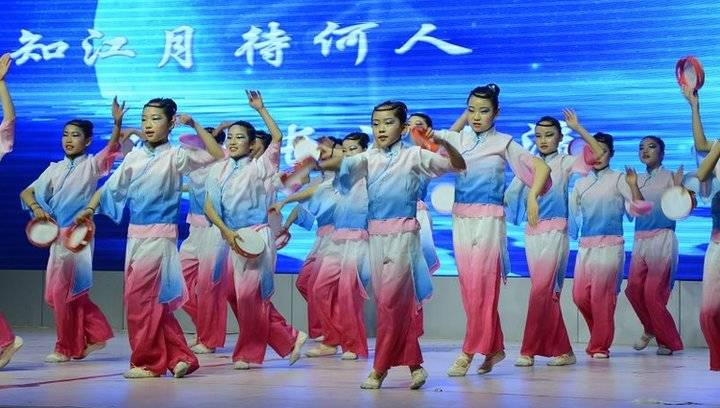 2019茌平县中小学生舞蹈大赛之胡屯联校:命运