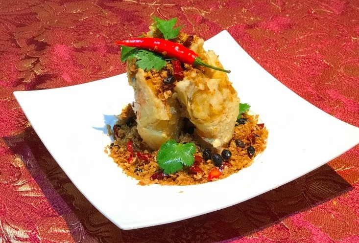 6月21日德州康博富豪酒店香港海鲜美食节邀你美食餐厅开鹅怎样图片