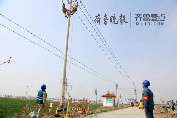 齐鲁晚报·齐鲁壹点通讯员 徐同超 记者 张冬梅 摄