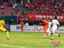 中国U23男足3:4不敌沙特,无缘亚运会八强
