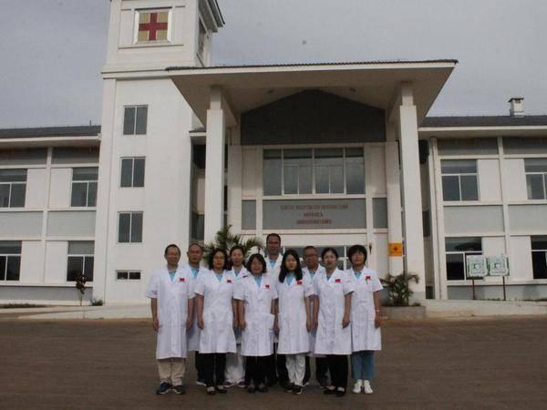 致敬中国医师  驻马40余年 中国医疗队赢马达加斯加民众赞誉