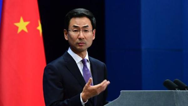 美国务卿公开抹黑中国称中方任意拘禁加公民 外交部当场驳斥