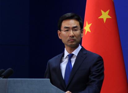 越南外交部称中国科考船和护卫舰已重返 耿爽回应