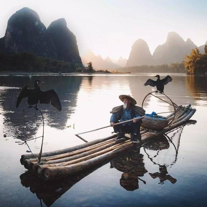 外国摄影师镜头里最有神韵的中国,美到窒息!