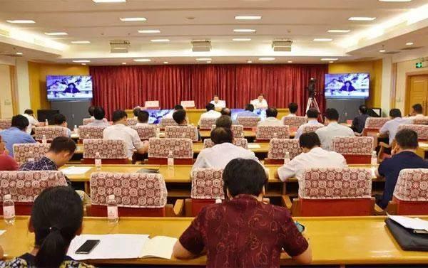 山东召开防控非洲猪瘟稳定生猪生产保障市场供应电视电话会议