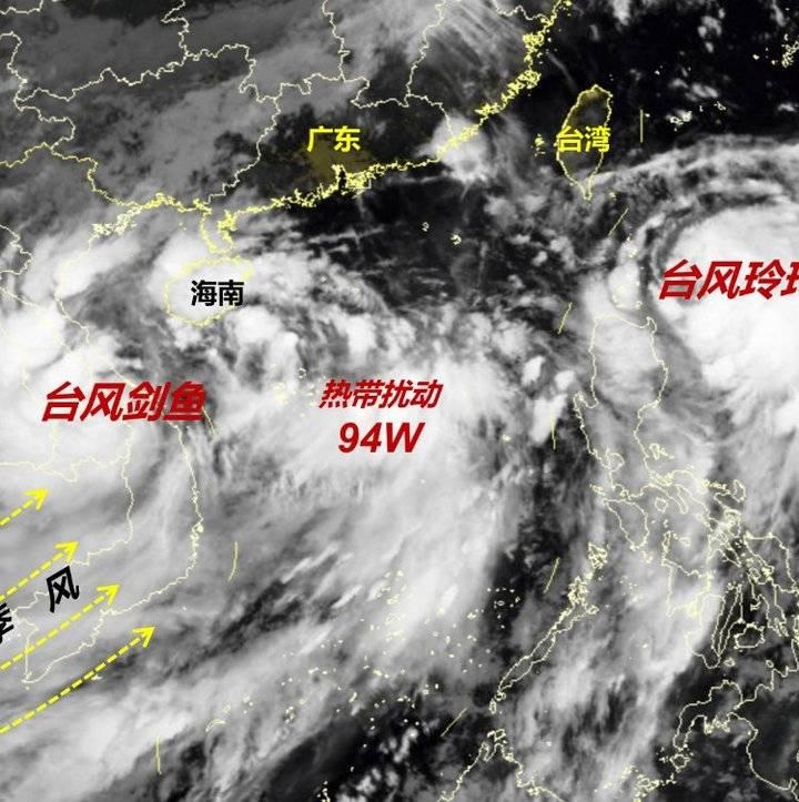 """台风黄色预警!""""玲玲""""突然升级并持续将强!杭州接下来的天气..."""