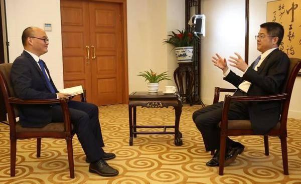"""高端对话乐玉成谈中国外交""""高光时刻"""":有亮度也有温度"""