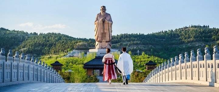 山东人游山东!今天的C位给尼山圣境!还有济宁、青岛、聊城……最全的国庆活动!(下)