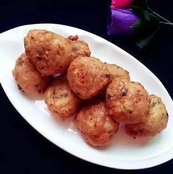 教你素丸子的做法,外酥里嫩不油腻,比肉丸子香,主食菜都可以