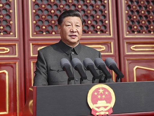 独家视频丨习近平:伟大的中国人民万岁