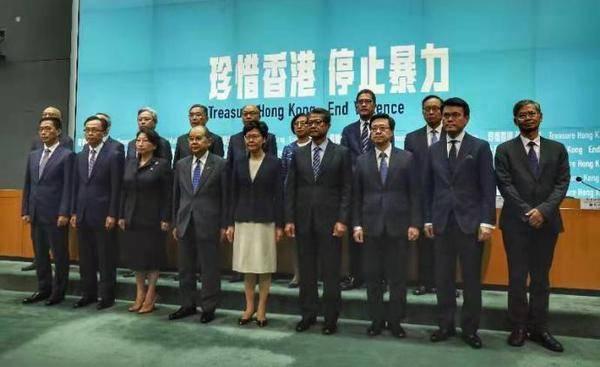 林郑月娥宣布引用紧急情况条例订立《禁止蒙面规例》