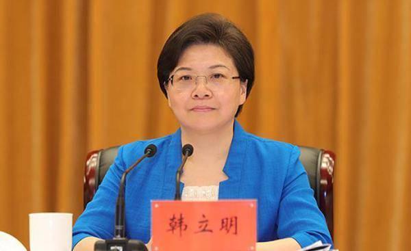 江苏泰州市委书记韩立明任南京市委副书记