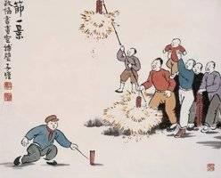 漫世界|丰子恺漫画:小时候真傻,居然盼着长大