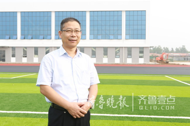 莒县有高高中文心:让校园充满数学,让干事者校长中阳光v有高排列图片