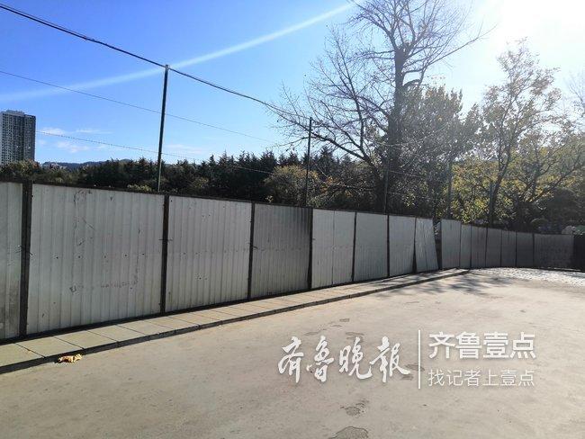烟台南山公园将建新桥!人工湖环湖路马上就要连通了