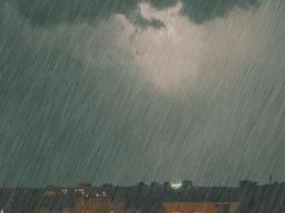 紧急预警!明日起山东连续7天有雨!请提前防范