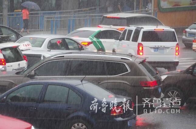 山东天气预报:27日鲁南地区阴有雷雨转多云 济南明起热回35℃