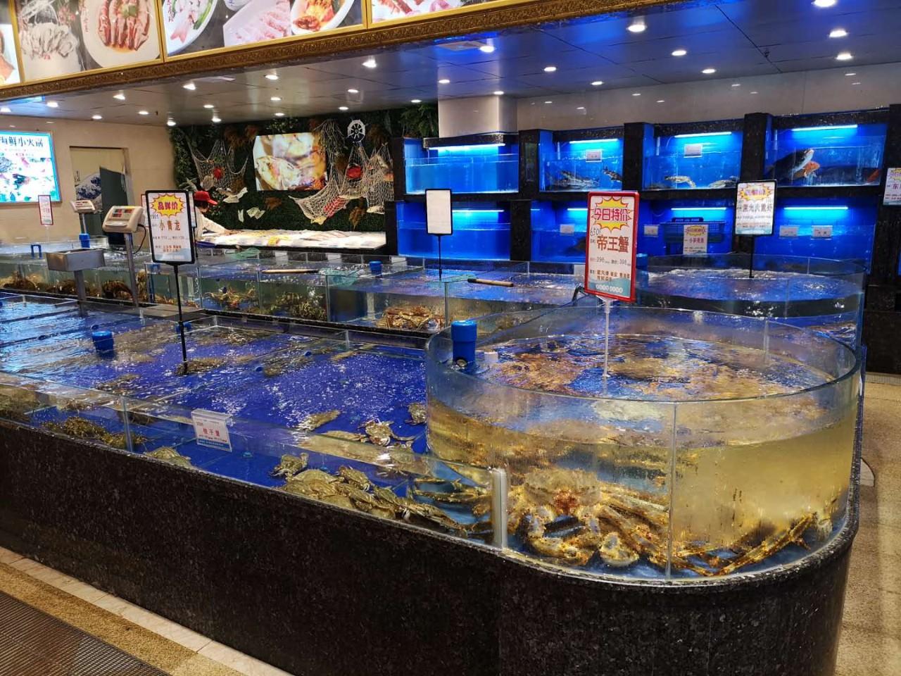 6月21日德州富豪康博美食香港主题美食节邀你关于酒店班会海鲜的图片