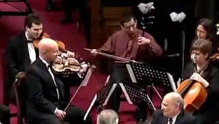 一把中国二胡与四把大小提琴产生的奇妙反应