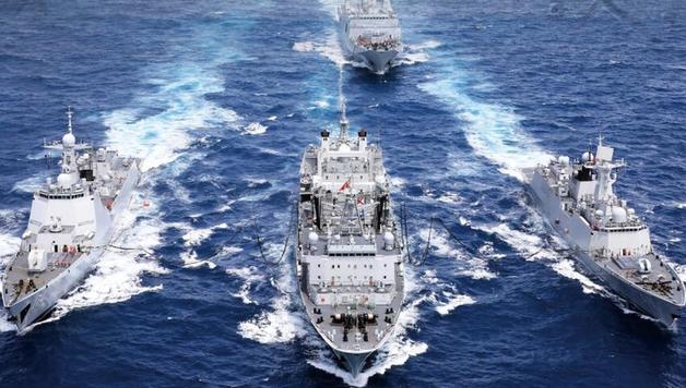 视频集丨大国70周年大v视频:军电机起,威仪乐声海军学视频图片