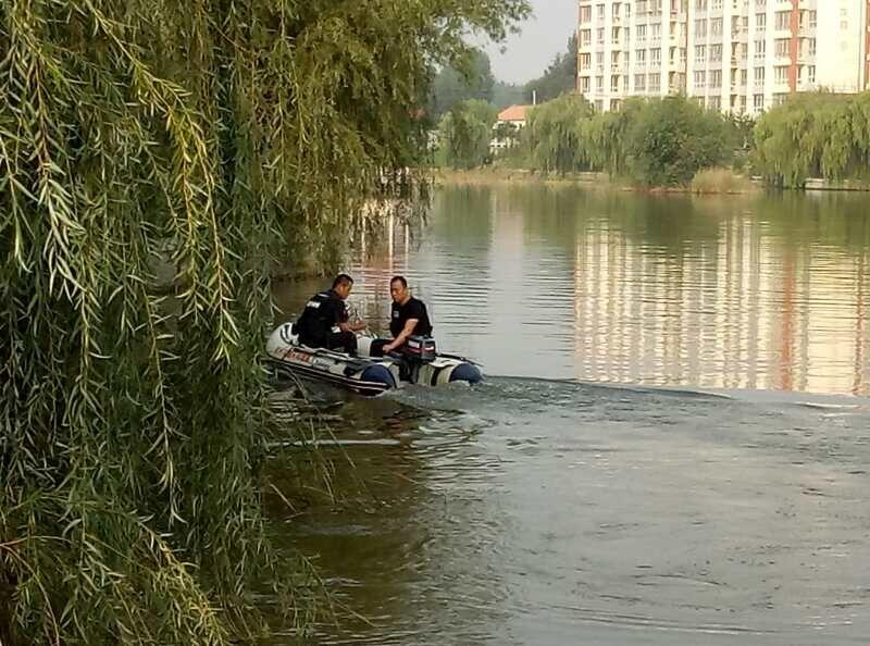 青岛:酒后看岳父,胶州一男子回家路上坠湖溺亡