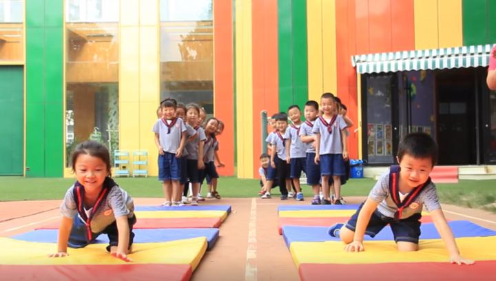 最美幼儿园|济南市天桥区幼教中心实验幼儿园