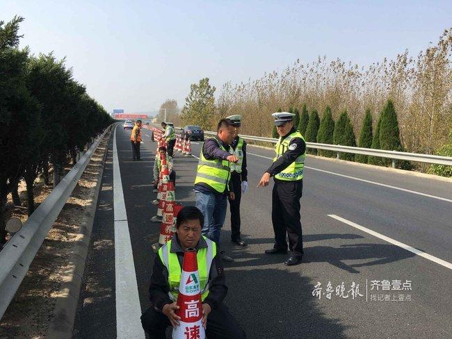威青高速海阳隧道封闭施工 预计10月31日开通