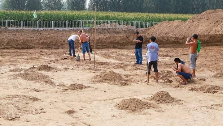 果然视频|东阿发现27座宋金元时期墓葬群