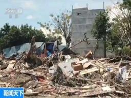 印尼地震海啸已致死2073人,人员搜救行动结束
