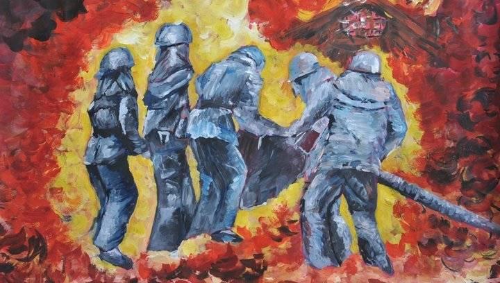 红方视频|威海消防队员担纲主演 《渡生门》致敬英雄
