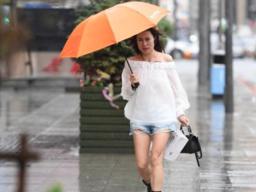 江南华南将有大到暴雨,华北北部等地多阵雨