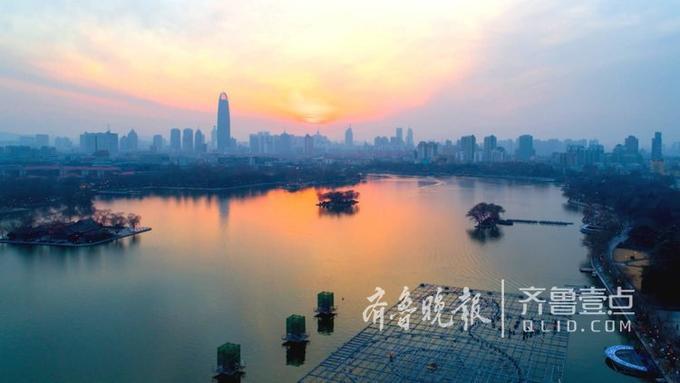 宋广兴 1月6日摄于济南