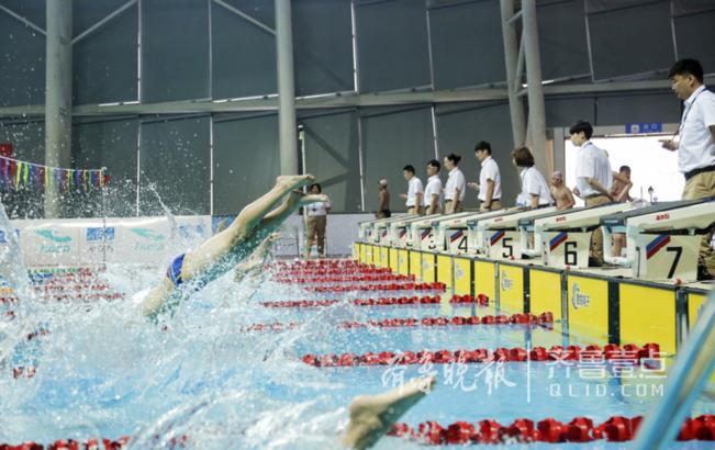 本次赛事由山东省体育局主办,山东省游泳运动管理中心、山东省游泳运动协会、日照市体育局、日照市文化旅游集团有限公司承办。