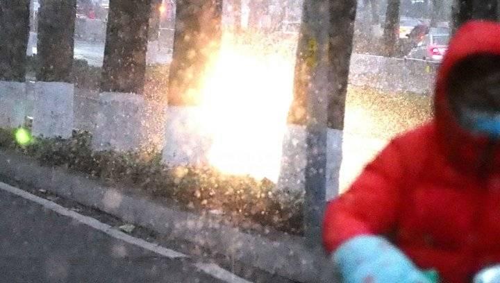 果然视频 今冬济南首场雪降临!美得不像话
