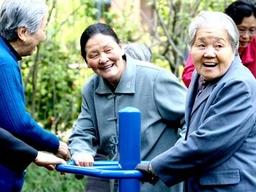 研究报告:中国人均寿命到2040年预测将超过80岁