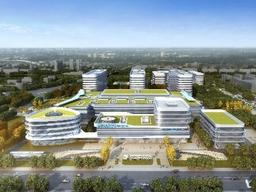 德州发布东部医疗中心项目公告,规划床位2000张