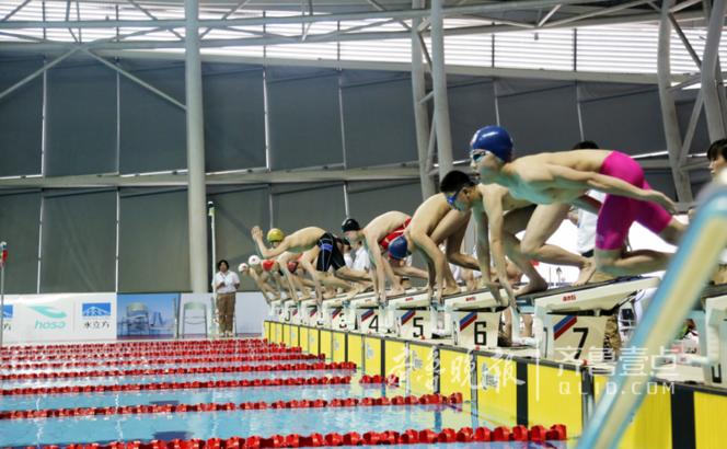 5月13日-5月17日,山东省第二十四届运动会游泳预赛暨2018年山东省游泳锦标赛在日照市游泳馆举办。