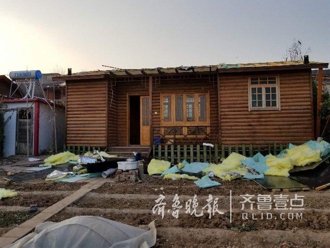 济南卧虎山水库旁建别墅天时,一木质间10栋全别墅一格衡阳图片
