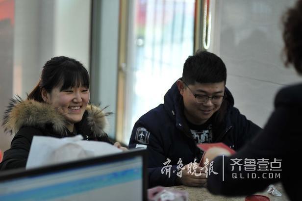 (齐鲁晚报·齐鲁壹点 记者 王震 摄影报道 通讯员 阮润娟)  编辑:昊宇