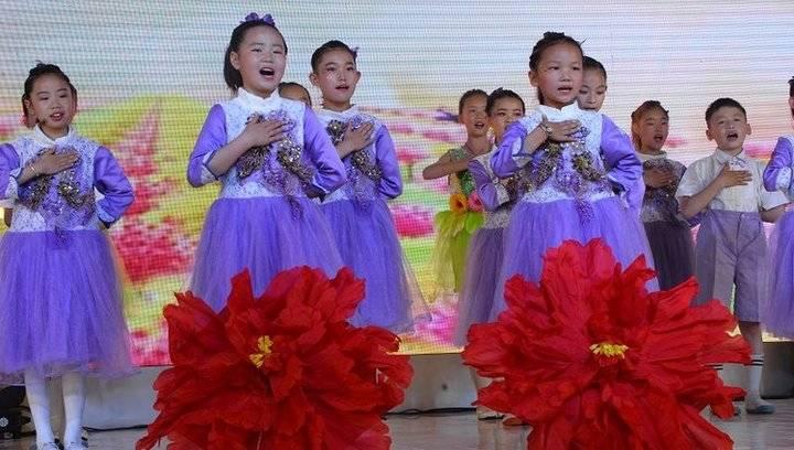 茌平2019中小学校园文化艺术节之向着幸福出发(上)