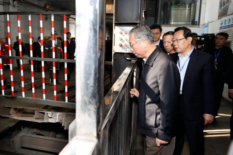 刘家义再次到山东龙郓煤业冲击地压现场指导救援工作